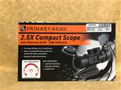 Primary Arms 2.5x Compact Redo Dot Scope - CQB-M Reticle